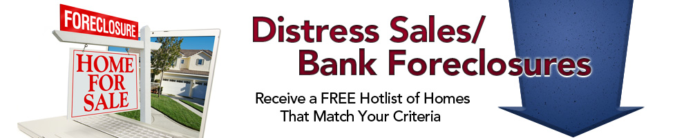 Hotlist of Distress Sales and Bank Foreclosures Image